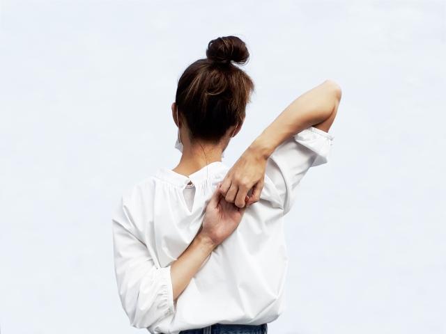 肩こりに関わる筋肉「抗重力筋」とは?